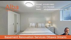 Are you looking for a Basement Renovation Services in Ottawa? Well, Alba Home service just maybe the basement renovation service you been looking to find. Alba home service services the Ottawa West area, including Kanata and the surrounding areas. Dealing with an unfinished basement can make your home feel incomplete and cramped, especially if you have a large family. The suggestion of renovation has been on your mind for some time. The idea behind the improvement may involve all types of…