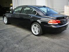 2007 BMW 7 Series 760Li, 2007 BMW 760 760Li picture, exterior