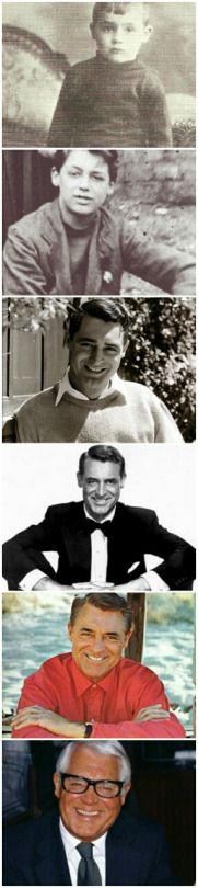 Archibald Alexander Leach/ Cary Grant 18 Jan 1904 - 29 Nov 1986 The Most Beautiful Man in the World!!