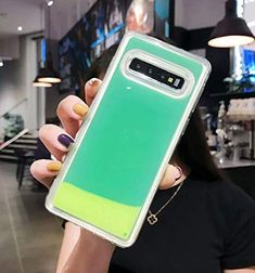 Losin Fluorescent Case Compatible with Samsung Galaxy Note 9 Case Luxury Glow in The Darkness Noctiluncent Liquid Luminous Sand Soft TPU Fluorescent Case Samsung Galaxy Note 8, Galaxy S8, Cute Phone Cases, Samsung Cases, Custom Design, Nyc, Note 9, Full Body, Artists