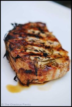 Rosemary Pork Recipe