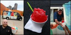 Beat this Dallas heat with Dallas' very own frozen food trucks