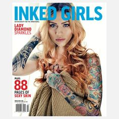 1 Year Of Inked Girls, $9.95, now featured on Fab.