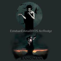 The Sandman and Death vertigo