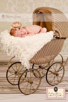 We have a wick stroller just like this from when my mom was little it will be perfect!
