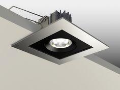 X1052 4w LED Flush Front Shomei 1