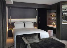 Two designers combine for first five-star hotel in Eastern Paris,  Hotel Paris Bastille Boutet  | Hotel Management