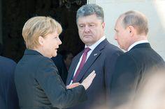 Neuer kalter Krieg: Russland annektiert die Krim und schürt den Krieg in der...