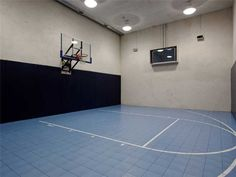 Metal building with a basketball court stuff i plan on for Build indoor basketball court