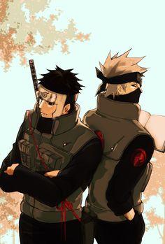 Yamato Naruto, Sarada Uchiha, Kakashi Hatake, Naruto Shippuden, Boruto, Naruto Series, Team 7, Manga Games, Anime Art