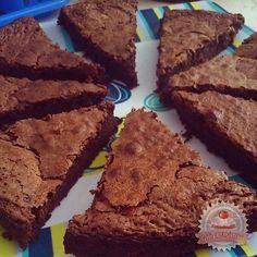 Fini Nutellás Brownie