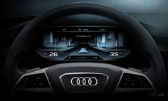 Der Audi h-tron quattro concept hat dank Brennstoffzelle und Akku eine Reichweite bis zu 600km und noch eine ganze Menge mehr zu bieten.