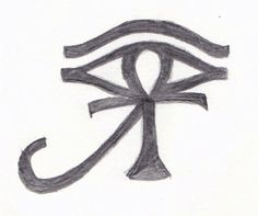 Ankh and Eye of Horus                                                                                                                                                                                 More