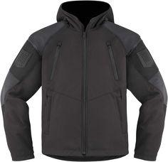 Icon 1000 Basehawk Jacket - Black | Products | Ride Icon