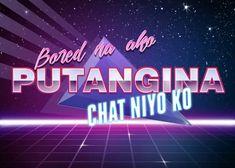 Cute Love Memes, Really Funny Memes, Stupid Memes, Filipino Words, Filipino Memes, Funny Twitter Headers, Memes Tagalog, Current Mood Meme, Wattpad Books