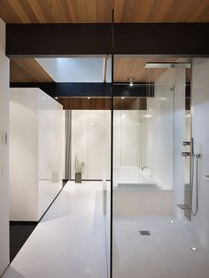 wood block residence | chadbourne doss architects | seattle