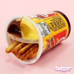 Buy Meiji Yan Yan Biscuit Stick Chocolate Cream Dip At