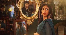 Mrunal Thakur Looks Ethereal Beauty As Sita In Dulquer Salmaan's Next