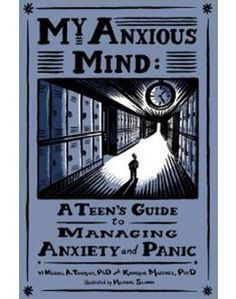 """Anxiety is common among teens with autism and Asperger's syndrome. My Anxious Mind offers coping strategies for tweens and teens to manage their anxiety. Teens will learn how to """"deal"""" with school, relationships, and other everyday challenges."""