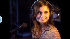 A rare picture of Hope Sandoval smiling!