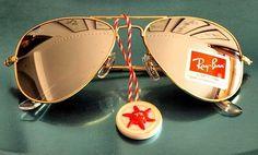 street style, fashion with RayBan sunglasses 2014 summer!$12.99
