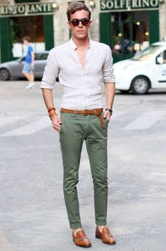 티아이포맨] 시원하면서 가볍게 멋내기 좋은 남자 린넨 셔츠 스타일링 : 네이버 블로그