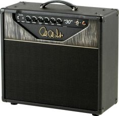 PRSExperience PRS 2010 PRS 30 30W Tube Guitar Combo AmpStealthCharcoal Maple Faceplate