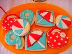 Cookies by Allyson James  for my party
