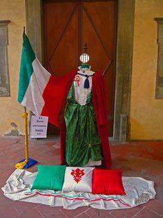 Firenze - 150° anniversario Unità d'Italia -  #TuscanyAgriturismoGiratola