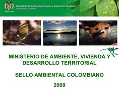 sello-ambiental-colombiano-proexport by colombiaclub via Slideshare