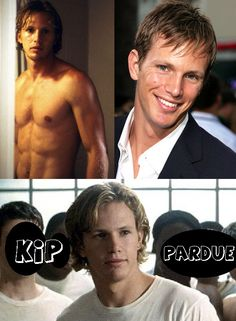 Kip Pardue, Pretty People, Beautiful People, Remember The Titans, Famous People, Gentleman, Hot Guys, Sunshine, Husband