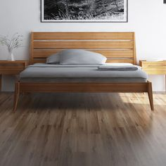Adjustable Beds - Buy New Furniture The Simple Way Through The Use Of These Guidelines Solid Wood Platform Bed, Upholstered Platform Bed, Platform Beds, Bedroom Furniture, Furniture Design, Modern Furniture, Modern Beds, Smart Furniture, Furniture Removal