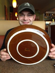 Say hi to our rep, Brian Jacobson from MarkeTeam! Getting his Tuxton Sighting on at El Torito in Redmond, WA.