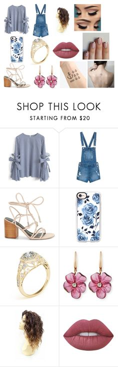 """""""🔆 Peaceful Day 🔆"""" by weregirl10love on Polyvore featuring Chicwish, Rebecca Minkoff, Casetify, Rina Limor, Lime Crime and NAVUCKO"""