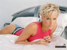 Brittany Daniel- hair-someday!!!!!