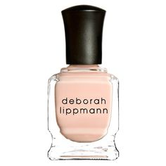 New 2015  CC NAIL Polish Deborah Lippmann All About That Bass CC Base Coat Correct & Conceal -Rank & Style -