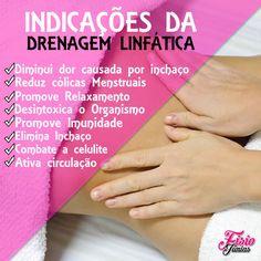 É uma técnica de massagem que trabalha o sistema linfático, estimulando-o a trabalhar de forma rápida, movimentando a linfa até os gânglios.