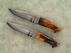 STRAIGHT KNIVES Bennica - Duo d'Automne