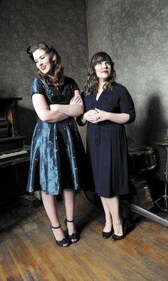 The Secret Sisters-  Saw them in Nashville @ They Opry  HARMONY
