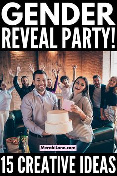 15 Meaningful Gender Reveal Ideas | Whether you're looking for unique and simple gender reveal ideas for you and your partner, or you want fun and creative ideas to surprise your guests at a gender reveal party, this post has lots of cute and easy DIY ideas to choose from. Whether you're organizing a theme party or a quiet celebration at home, we've included food ideas, games, and everything in between. Enjoy these inside or outside in fall, winter, spring, or summer! Simple Gender Reveal, Gender Reveal Photos, Creative Ideas, Diy Ideas, Food Ideas, Custom Fortune Cookies, Meraki, Craft Activities For Kids, Reveal Parties