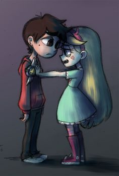 """… (After watching """"Cheer up Star"""" the idea of Star handing over her wand to Marco for some time is actually a questionable thought…)"""