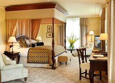 Presidential Suite Lough Eske Castle Hotel Spa Co. Castle Hotels In Ireland, Castles In Ireland, Hotel Suites, Hotel Spa, 2 Bedroom Suites, Master Bedrooms, Best Hotel Deals, Beautiful Homes, Donegal