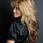 Most popular easy hairstyles for college girls - Hair Styles Avatar Images, Haircuts With Bangs, College Girls, Most Popular, Models, Easy Hairstyles, Hair Cuts, Peach, Long Hair Styles