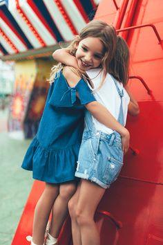 SUMMER COLLECTION | GIRL-KIDS-EDITORIALS | ZARA Sverige