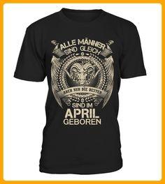 SIND IM APRIL GEBOREN T SHIRT - Shirts für onkel (*Partner-Link)