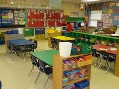 Mrs. Bearden's Kindergarten Class: My Classroom!!