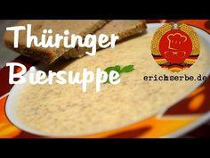 Thüringer Biersuppe (von: erichserbe.de) - Essen in der DDR: Koch- und Backrezepte für ostdeutsche Gerichte | Erichs kulinarisches Erbe
