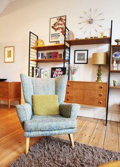 Lesleyu0027s Cozy Cool UK Coastal Home