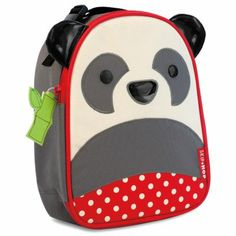 Zoo Lunchies -- best lunch bags for little ones