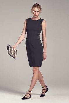 Giovanna Dress :: Black